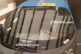 bugatti crash upcoming bugatti chiron crash test mule leaked