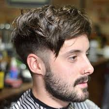 long choppy haircuts with side shaved 60 awesome asymmetrical haircuts for men 2018 vibe