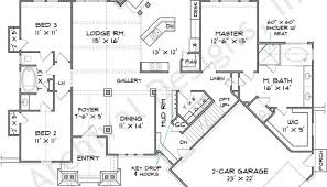 walkout basement floor plans house plans with daylight basement travel trailers with bunk beds