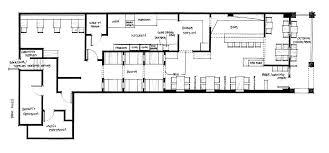 italian floor plans restaurant floor plan