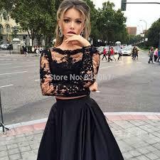 black lace dress full skirt fashion dresses