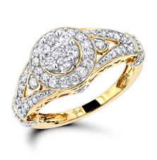ladies rings diamond images Ladies diamond rings wedding promise diamond engagement rings jpg