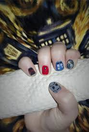 doctor who nails by emotionally confused on deviantart