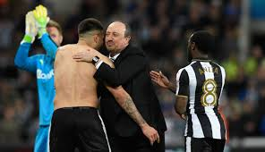 Seeking Newcastle Newcastle Seeking Permanent Transfer Of Aleksandar Mitrovic After