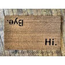 Geek Doormat Creative Geeky Welcome Mat Brit Co Www Brit Co Pinterest