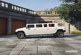 hummer limousine patriot hummer limo gta5 mods com