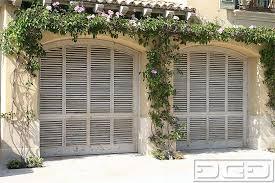coastal cottage collection custom garage doors