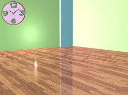 Clean Laminate Floor With Vinegar How To Install A Floating Floor Steps With Pictures Cut Stair