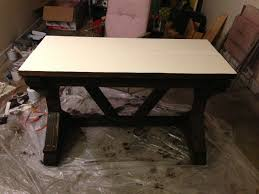 Diy Rustic Desk by Rustic Desk Refined Rustic Desk 4 Industrial Modern Desk Modern