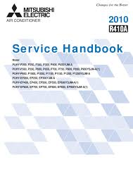 puhy p200 1250ysjm a service manual hwe10040 mitsubishi electric