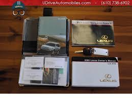 lexus lx manual 2006 lexus lx 470