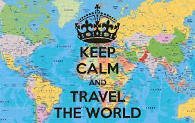 Travel World images The best way to travel the world is through tefl png