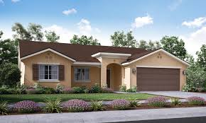Craftsman Style Garages by The Mariposa Floor Plan Viscaya San Joaquin Valley Homes