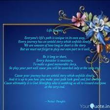 quote life journey path life journey everyone u0027s