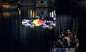subaru rally jump pastrana new year u0027s eve jump how far did he fly car and driver