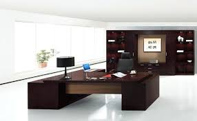 Glass Office Furniture Desk Contemporary Executive Office Desks Contemporary Wood Office