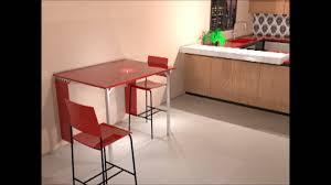 Mesa Cocina Abatible Pared