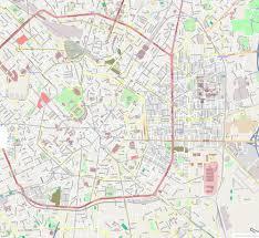 Milan Italy Map Milan Map