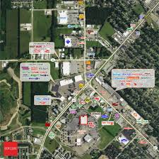 Towne East Mall Map Lafayette La Former Sears At Acadiana Mall Retail Space For