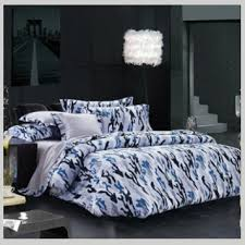 Blue Camo Bed Set From Boys To Lads Blue Camo Beddings For All Ages