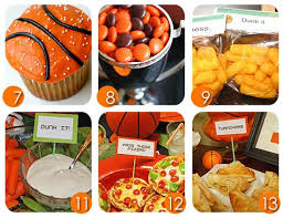 basketball party ideas 45 march madness ideas