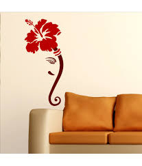 wall stickers for bedrooms snapdeal color the walls of your house wall stickers for bedrooms snapdeal ganesha wall sticker online at best prices