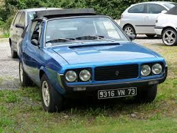 renault caravelle for sale 1979 renault r17 gordini for sale front renault pinterest