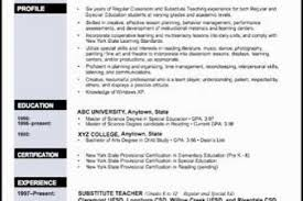 Student Teacher Resume Samples by T Resume Sample Reentrycorps