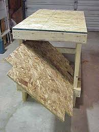 how to build a low cost sturdy work bench from 2x4 u0027s and osb