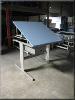 Ergonomic Drafting Table Ergonomic Drafting Tables At Rdm Adjustable Tilt Height Tables