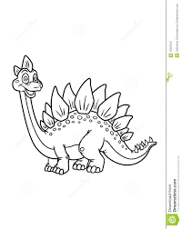 coloring pages dinosaur royalty free stock photography image