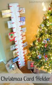 best 25 christmas card holders ideas on pinterest christmas