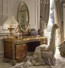 Makeup Vanity With Chair Luxury Makeup Vanity With Mirror Fit For A True Queen Or Princess