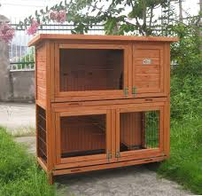 Cheap Rabbit Hutch Double Decker Rabbit Hutch Ebay