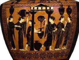 Ancient Greek Vase Painting Ancient Greek Sewage U2013 Quatr Us Study Guides