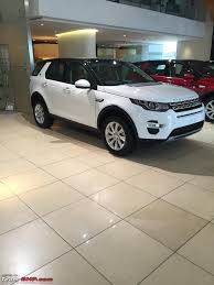 tan land rover discovery scoop 2015 land rover discovery sport spotted undisguised team bhp