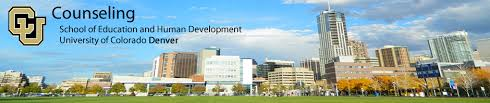 cu denver counseling internship website cu denver masters level