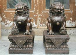 foo dog for sale discount fu dogs statues 2018 fu dogs statues on sale at dhgate