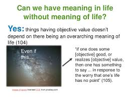 nozick the experience machine and wolf the meanings of lives