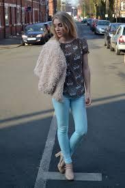 Light Colored Jeans Light Brown Sugarhill Boutique Tops Light Blue Fm Boutique Jeans