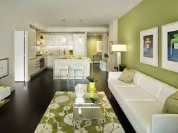 Relaxing Paint Color Combinations For Living Room And Bedroom - Green and yellow color scheme living room