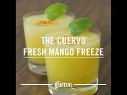 jose cuervo mango jose cuervo fresh mango freeze youtube
