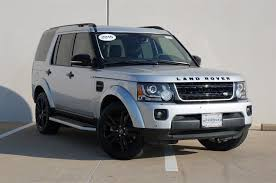 land rover lr4 white black rims used 2015 land rover lr4 for sale frisco tx salak2v64fa755798