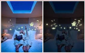 glow in the dark bedroom amazing glow in the dark bedroom decoration deboto home design