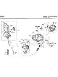 parts for bosch shxn8u55uc 09 dishwasher appliancepartspros com