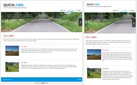 quick cms free cms script written in php