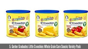 graduates snacks best baby snack foods top 10 best baby snack foods