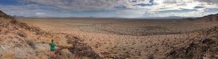 Rugged Mountain Range Mojave Trails U2013 Public Lands Tour