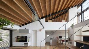 Hipped Roof Loft Conversion House With A Large Hipped Roof By Naoi Architecture U0026 Design Office