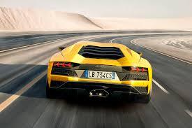 Lamborghini Aventador On Road - 740hp lamborghini aventador s revealed previews driven